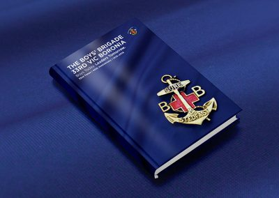 40th Anniversary Yearbook – The Boys' Brigade 33rd Vic Boronia
