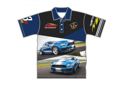 Mustang Motorsport Polo Shirt