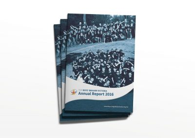Boys' Brigade Victoria – Annual Report 2016