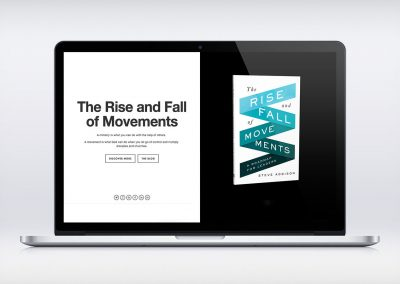 Rise and Fall of Movements
