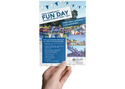 St Joseph's Community Fun Day