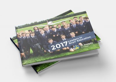 St Joseph's College Yearbook 2017